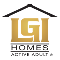 An LGI Homes Active Adult Community