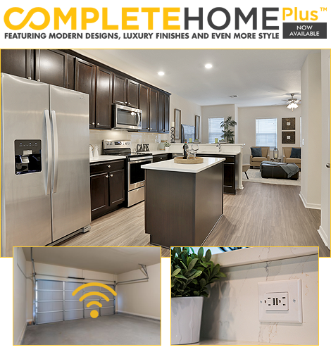 Picture of Finished Home with CompleteHome™ Package